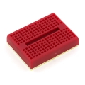 Breadboard Mini Self-Adhesive Red