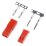 JST RCY Connector - Male/Female Set 2-pin