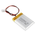 Polymer Lithium Ion Battery - 400mAh