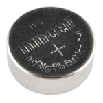 Button Cell Battery - 11.6mm (LR44)
