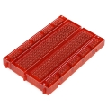 Breadboard Translucent Red Self-Adhesive