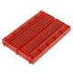 Breadboard Translucent Red Self-Adhesive