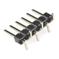 "Header - 6-pin Male (SMD, 0.1"")"