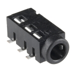 Audio Jack - 3.5mm TRRS SMD