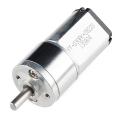 Mini Metal Gearmotor 26:1 438 RPM