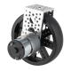 Standard Gearmotor - 2 RPM 3-12V