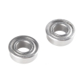"Ball Bearing - Flanged 1/4"" Bore, 1/2"" OD, 2-Pack"