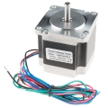 Stepper Motor - 125 oz.in 200 steps/rev, 600mm Wire