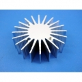 High power LED heatsink, Suitable for 1W and 3W Power LED, 35MM*10M