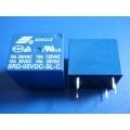 Mini 5V DC Power Relay SRD-5VDC-SL-C SONGLE