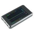 DSO Quad - Pocket Digital Oscilloscope Silver