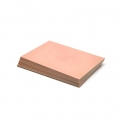 FR1 Copper Clad - Single Sided 4x6in (10 Pack)