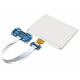 600x448, 5.83inch E-Ink display HAT for Raspberry Pi, red/black/white three-color